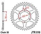 JT Sprockets Steel Rear Sprocket 43T 530 Pitch JTR816.43