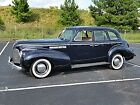 Other -- 1940 Buick Special  39153 Miles Navy Blue