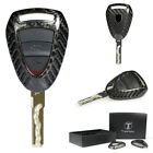 Car Remote Key Case Fob Shell Cover for 3 Button Porsche Boxter 911 Cayman