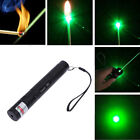 10000m 532nm 301 Green Laser Pointer Lazer Pen Visible Beam Light High Power--