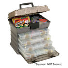 Plano Guide Series Stowaway Rack Tackle Box System - Graphite/Sandstone [137401]
