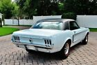 Ford Mustang Factory A Code 1967 Ford Mustang Award Winning A Code w/ Ground up Restoration, Power Steering