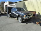 1993 Nissan extra cab 4x4 truck 4cyl 5 speed project or parts