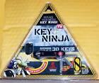 KEY NINJA Modern Key Organizer Brand New in Sealed Package As Seen On T.V.
