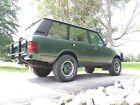 1993 Land Rover Range Rover LWB 1993 Land Rover Range Rover LWB Green