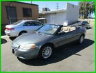 Chrysler Sebring LXi C 2004 Chrysler Sebring LXi Used 2.7L V6 24V Automatic Convertible NO RESERVE