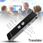 2.4G Smart Translator Instant Voice Speech Bluetooth 30 Languages Translation
