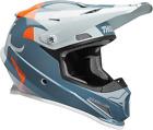 Thor 0110-5608 S9 Sector Shear Helmet XL Slate/Sky