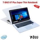 """T-BAO X7 Plus 14.1"""" Laptop Intel Windows 10 6GB 64GB WiFi Super Thin HD Notebook"""