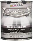 Dupli-Color EBSP30000 Clear Coat Paint Shop Finish System - 32 oz.