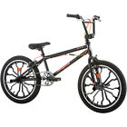 BMX Bike Steel Outdoor Children Streets Road Aluminum Platform Backyard Garden
