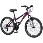 Mountain Bike Sport 24 Ft Outdoor Durable Adjustable Road Streets Ride 21 Speed