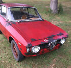 1967 Alfa Romeo GTV  Alfa Romeo Giulia Sprint GT Veloce