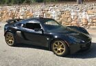 2006 Lotus Exige  2006 Lotus Exige Black Naturally Aspirated Low Miles Great Driver Low Reserve!