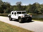 2000 Hummer H1  2000 Hummer H1 4 Door Hard Top Truck