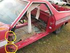 74 1974 Ford Gran Torino GTS Ranchero Mercury Montego OEM Core Door Hinges LEFT