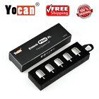 5Pcs Yocan1 Authentic Evolve Plus XL QDC Quard Quartz Replacement Coils US STOCK