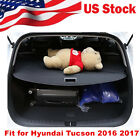 Black Rear Trunk Security Cargo Cover Shield Shade for Hyundai Tucson 2016 2017