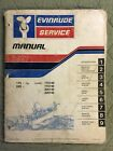 1977 EVINRUDE SERVICE MANUAL 175 - 200 HP OUTBOARD SHOP REPAIR MODEL 175749 40