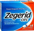 Zegerid OTC Acid Reducer Capsules 14 each, Pack of 3