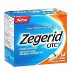 Zegerid OTC Acid Reducer Capsules 14 each, Pack of 4
