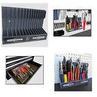 Pliers Storage Organizer Wall Mount Tool Mechanic Household Garage Caddy Holder
