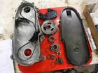 1988 SKIDOO STRATOS snowmobile parts: COMPLETE CHAINCASE w INARDS
