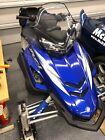 2003 Yamaha RX -1 ER    Blue  Low Miles 321 Miles, Remote Oil Filters, Bags belt