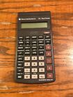 Texas Instruments Real Estate Calculator Business Analyst Italy  **Not Tested**