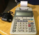 Sharp EL1750V Printing Calculator