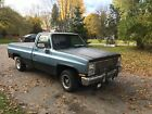 1984 Chevrolet C-10 Long Bed 1984 Chevrolet C10 Silverado 383 Stroker Pickup Truck