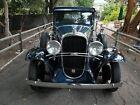 1931 Oldsmobile Touring Sedan Cloth Classic Car