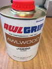 2 (TWO) New Awlgrip Awlwood J3890 Gloss Wood Varnish Finish Quarts by AKZO NOBEL
