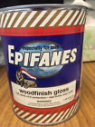 New Epifanes Wood Finish Gloss Varnish WFG1000 for Teak Fast & Easy Build Up