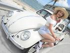 1962 Volkswagen Beetle - Classic Restored! Herbie SEE VIDEO!! 1962 VW Beetle restored! Volkswagen not split window super herbie ragtop bus