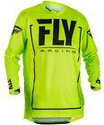 Fly Lite Hydrogen Jersey Md Hi Viz/Black 371-720M