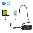 USB Endoscope Borescope Inspection Camera Microscopes Waterproof Snake Camera 6