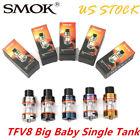 SMOK² TFV8 Big Baby Beast 5ML Replacement Single Tank US STOCK FAST SHIP