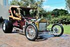 1925 Ford T-Bucket Roadster 350 Crate Motor Lots of Brass & Chrome Remarkable 1925 Ford T-Bucket Roadster