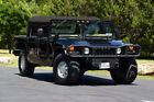 1998 Hummer H1 Heavy duty brush guard with winch Beautiful 1998 Original H1 Hummer Crew Cab