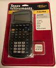 Texas Instruments TI-83 Plus Graphing Calculator NEW OPEN PACKAGE