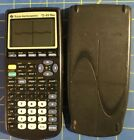 Texas Instruments TI-83 Plus Graphing Calculator TI 83 + Tested In Working Order