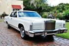 1979 Lincoln Continental 1979 Lincoln Continental Collectors Series 1979 Lincoln Continental Collectors Series Sunroof, A/C, Power Windows & Locks
