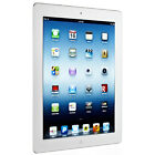 Apple iPad 4th Generation 128GB Wi-Fi Only 9.7 inch - White ME393LL/A A1458