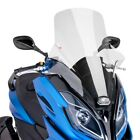 KYMCO XCT 125 i 2013 > 2014 PUIG SCREEN CLEAR V-TECH TOURING WINDSCREEN