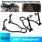 Motorcycle Extra Heavy Duty Front Rear Paddock Stand -Ideal For Most DIY Tasks