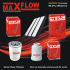 Buy Maxflow® air fuel oil filter kit to suit Mitsubishi Pajero TD NW 3.2L 4M41