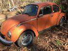 1973 Volkswagen Beetle - Classic  1973 VW Super Beetle