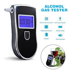 Advanced Portable LCD Digital Breath AT818 Alcohol Tester Breathalyzer Detector