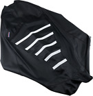 Parts Unlimited 0821-2900 Gripper Seat Cover Black/White